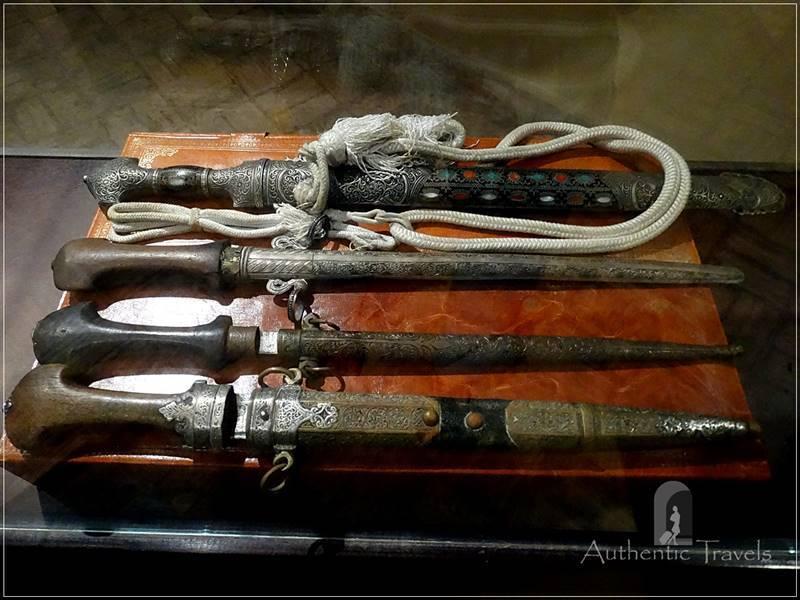 Fes: the Gun Museum refurbished in Borj Nord (near the medina)