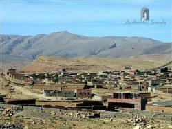 Tamtettouchte village: somewhere in the mountains