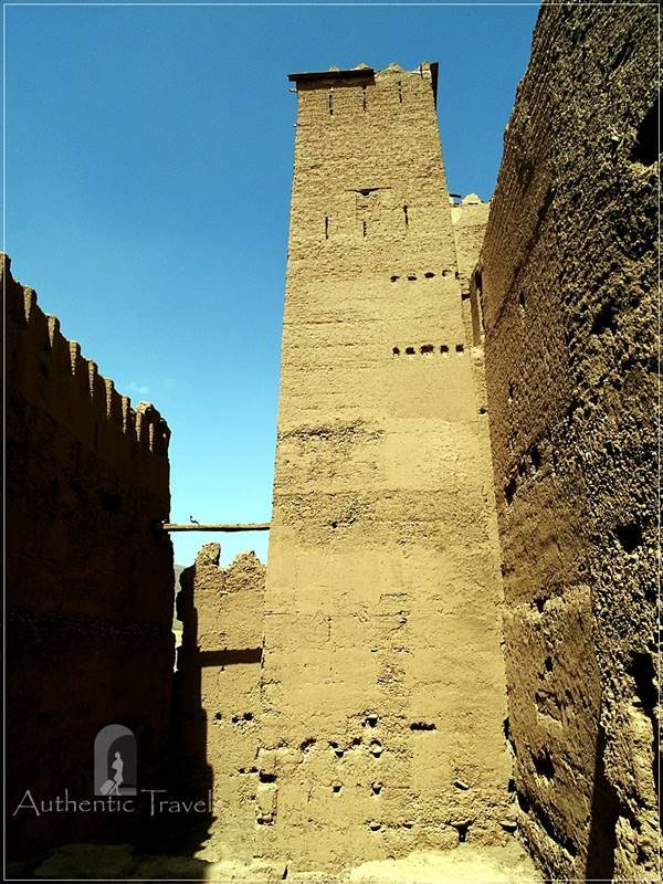 Draa Valley: Kasbah Oulad Othmane