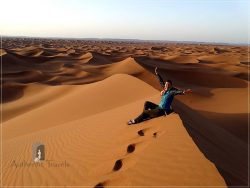 Camel Desert Trek - Day 3: perfect sands, perfect temperature, perfect dreams