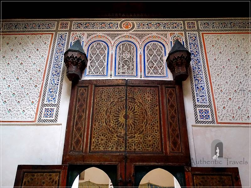 Marrakesh - Douiria du Musee Mouassine