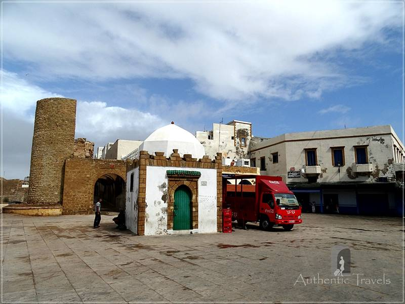 The old medina in Safi