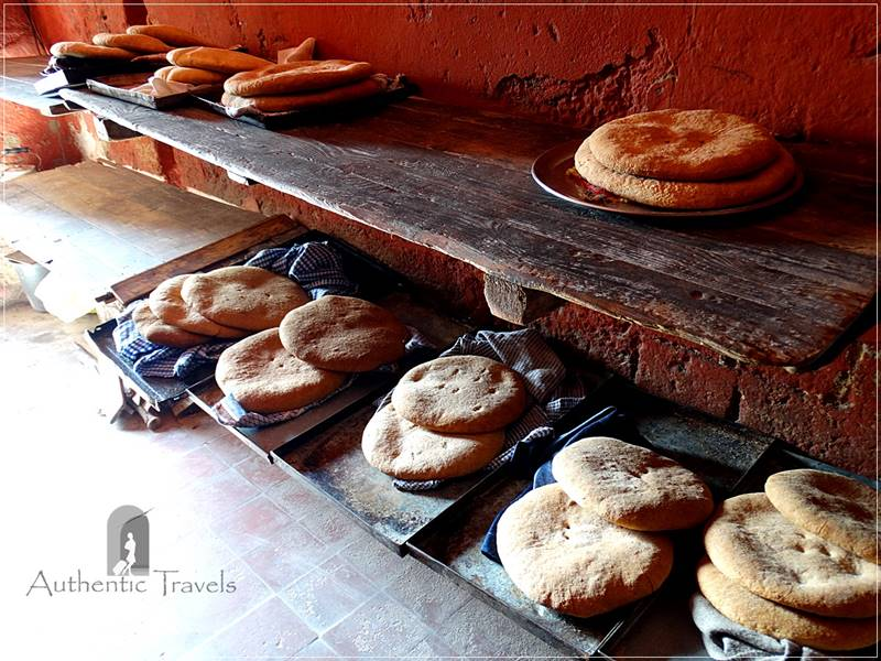 El Jadida - the local bakery