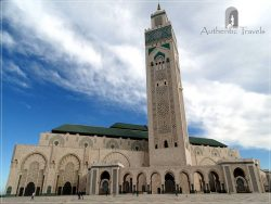 Casablanca: the Hassan II Mosque