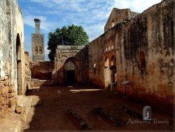 Rabat: Chellah - the Islamic complex