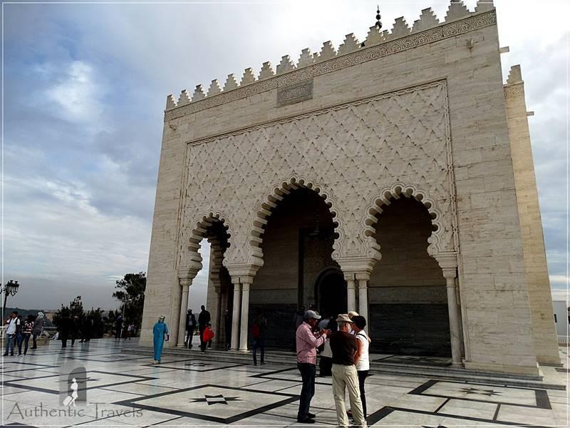 Rabat: Mausolee de Mohammed V