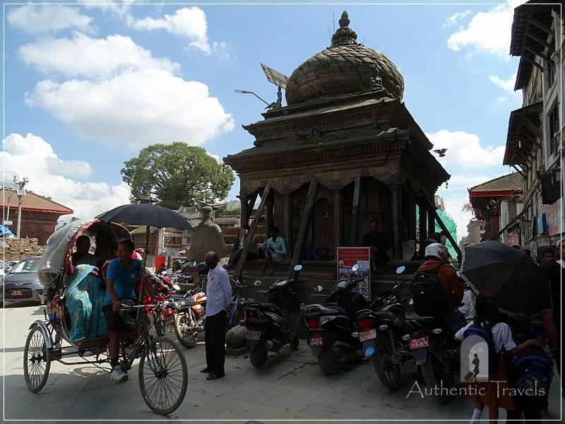 Kathmandu – Durbar Square: Trailokya Mohan Narayan Temple