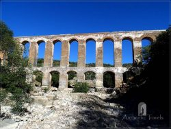 Moulay Idriss - the unknown Roman aqueduct