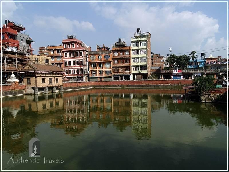 Patan: Pim Bahal Pokhari Pond