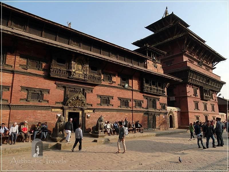 Patan: Durbar Square - Patan Museum and Taleju Temple