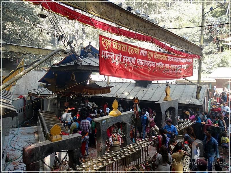 Kathmandu Valley: Dakshinkali - the main temple