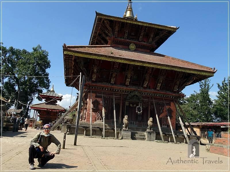 Kathmandu Valley: Changu Narayan Temple