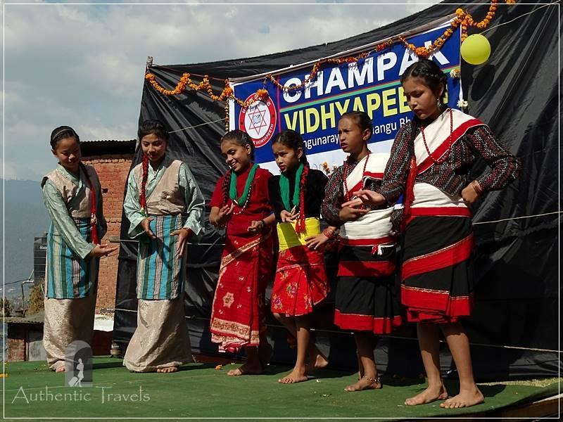 Kathmandu Valley: Changu Narayan - a local festivity