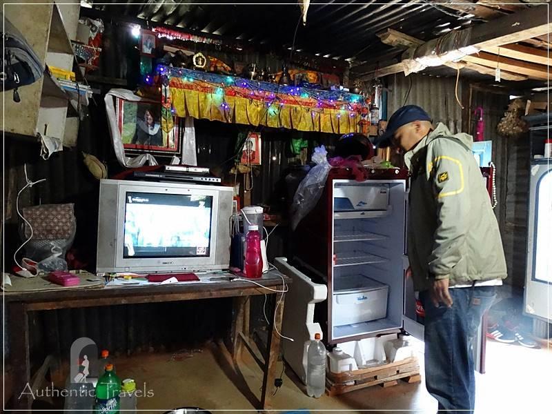 Kathmandu Valley: Kuttal village - at dr. Dil's house
