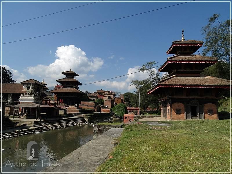 Kathmandu Valley: Panauti - Brahamayani Temple and Krishna Narayan Temple