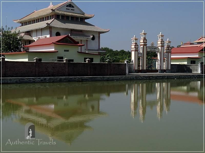 Lumbini: Linh Son Temple