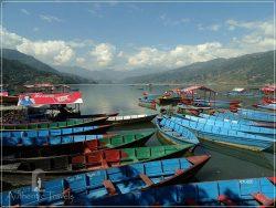Pokhara Lakeside: Phewa Lake