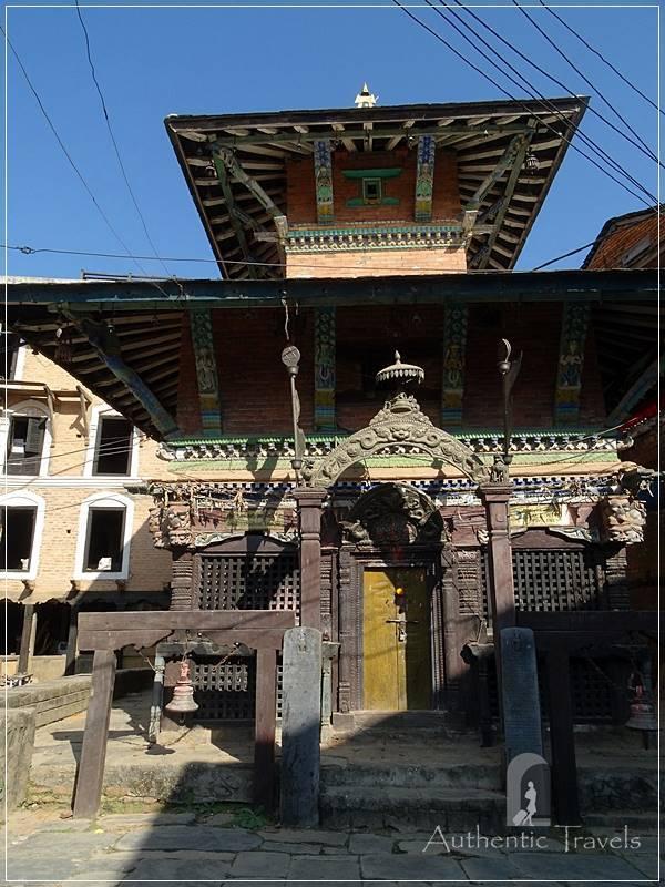Bandipur Old Town: Bindebasini Temple