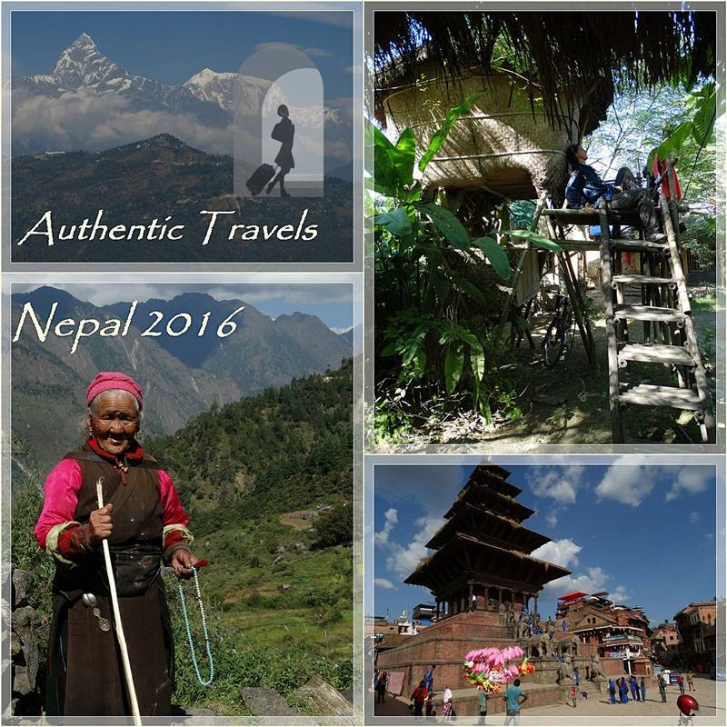 Nepal Travel Planning 2016