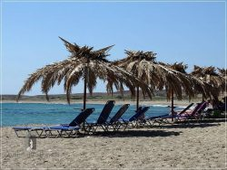 Lemnos Island: Port Plakas - quiet and remote beach