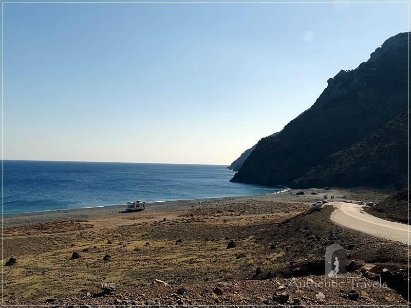 Samothraki Island: Kipos Beach