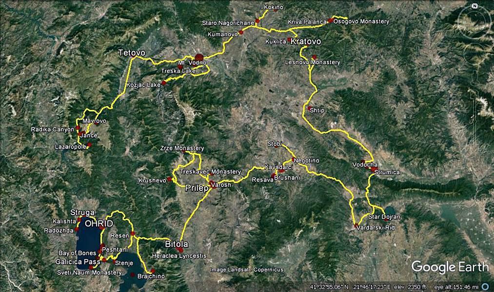 Balkans Countries Travel Planning 2017 - Macedonia