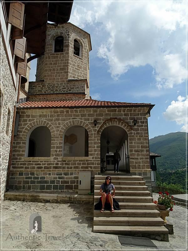 Saint John Bigorski Monastery - Radika Canyon, near Mavrovo