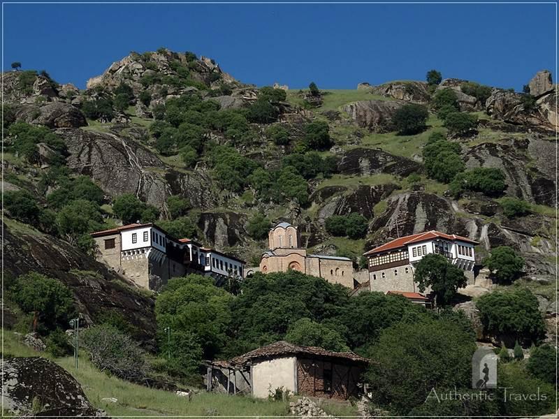 Varosh Monastery, near Prilep