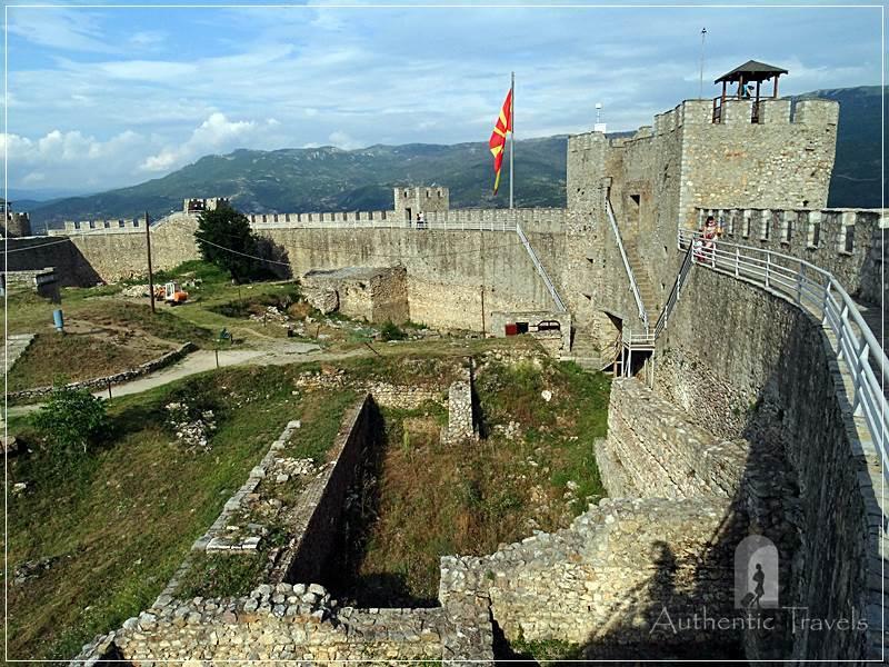 Ohrid - Samuel's Fortress