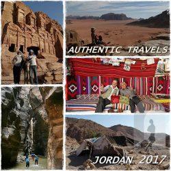 Jordan Travel Planning 2017