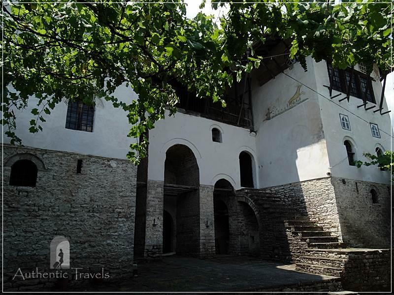 Gjirokastra - Skenduli Ottoman house