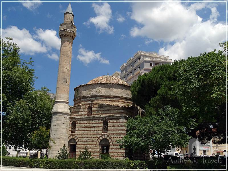 Vlore - Xhamia e Muradies Mosque