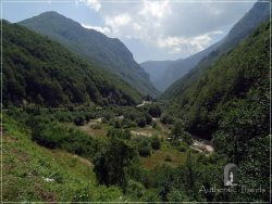 Rugova Valley and Gorges