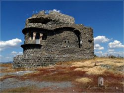 The Memorial of the Balkan War from Zebrnjak, near Kumanovo