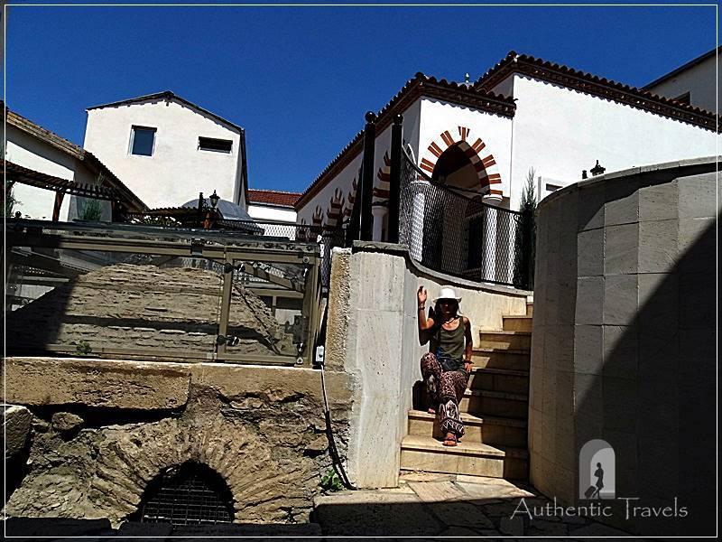 Skopje - Cultural Centre Jigit Pasha