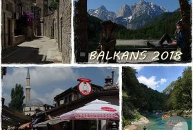 Balkan Countries 2018