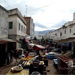 Tetouan: Gouarna area in the old medina