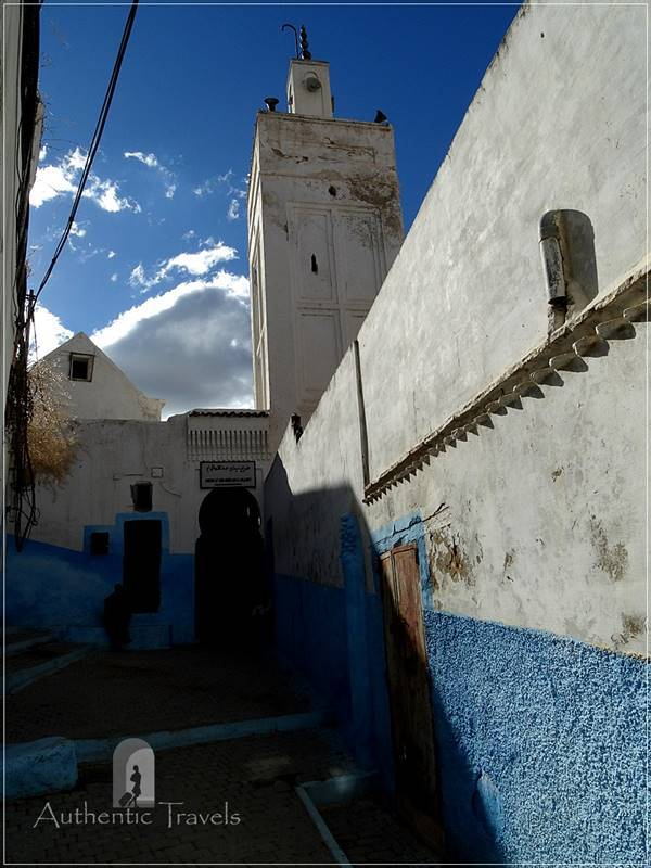 Moulay Idriss: the saint medina